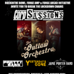 Corp Sessions Gig Ticket 14th August