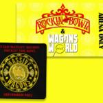 Massive Wagons World Ticket